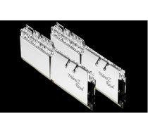 G.Skill Trident Z Royal DDR4 16GB (2x8GB) 3200MHz CL14 1.35V XMP 2.0 Silver (F4-3200C14D-16GTRS)