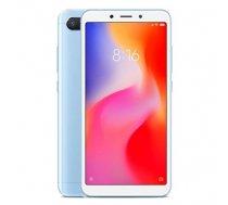 Viedtālrunis Xiaomi Redmi 6A 16GB zils divas SIM (MAN#241289)