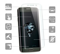 Swissten Ultra Durable 3D Japanese Tempered Glass Premium 9H Screen Protector Apple iPhone X / XS Transparent (SW-JAP-T-3D-IPHXS-TP)