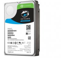 SEAGATE   HDD Desktop SkyHawk AI (3.5'/ 12TB/ SATA 6Gb/s / rpm 7200) (ST12000VE0008)