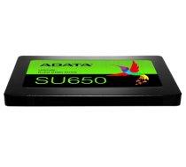 Drive ADATA SU650 ASU650SS-240GT-R (240 GB ; 2.5 Inch; SATA III) (9C316EA8C26AE1380F10EADEAC22D04B302F61F7)