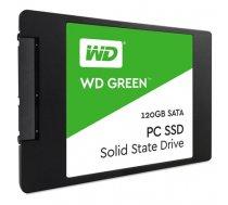 Drive WD Green WDS120G2G0A (120 GB ; 2.5 Inch; SATA III) (93A146AF32D6DAC8B52E9863E0F20D5F1362DBBE)