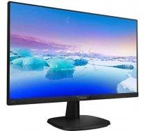 """Monitor Philips 223V7QHAB/00 (21,5""""; IPS/PLS; FullHD 1920x1080; HDMI, VGA; black color) (FC52536D2D1FC4F8DE30593AF7F562616907A684)"""