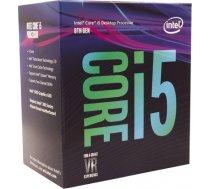 Processor Intel Core i5-8400 BX80684I58400 (2800 MHz; 4000 MHz; LGA 1151; BOX) (A36443A77F8B8232EA188C2F6B52B21966F71F56)