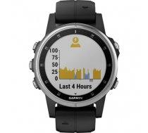 Watch sports Garmin Fenix 5S Plus 010-01987-21 (silver color) (7EAFE27F7DEC88A6235FDDABE6162285C3E85B6B)