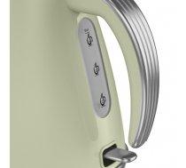 Kettle electric Swan RETRO SK19020GN (3000W 1.5l; green color) (531A9509081C893B524C16605587301682BA0CA9)