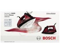 Iron steam BOSCH Sensixx'x DA50 TDA 503011P (3000W; red color) (475C25C5CC8A563A0342AAE9381DB317649CEA09)