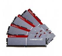 Memory G.SKILL TridentZ F4-3200C14Q-64GTZ (DDR4 DIMM; 4 x 16 GB; 3200 MHz; 14) (A4B646CAF69BB31D27111010590B68B57C09A71B)