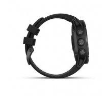 Watch sports Garmin Fenix 5X Plus Sapphire 010-01989-01 (black color) (5C3FCC1F52BBC27C943712F6D60F250A2DDACFF0)