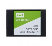 Drive WD Green WDS480G2G0A (480 GB ; 2.5 Inch; SATA III) (DB54C94F2307612FC15047F975357998173E5A6D)