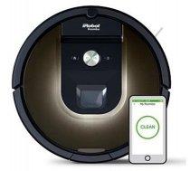 Robot IROBOT Roomba 980 (84FA6C180565F524C04B6FC6C9FA6407937974B7)