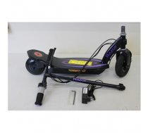 SALE OUT. Razor E100 Electric Scooter - Purple REFURBISHED; USED; SCRATCHED; WITHOUT ORIGINAL PACKAGING Razor 3 month(s), (13173849SO)