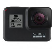 GoPro Hero7 2 year(s), Wi-Fi, Touchscreen, Bluetooth, Full HD, Black, Built-in display, Built-in microphone, Waterproof (CHDHX-701)