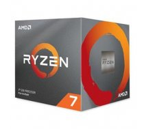 AMD Ryzen 7 3700X, 3.6 GHz, AM4, Processor threads 16, Packing Retail, Processor cores 8, Component for PC (100-100000071BOX)