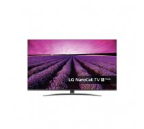 "LG 49SM8200PLA 49"" (123 cm), Smart TV,  4K Ultra HD Nanocell TV, 3840 x 2160, Wi-Fi, DVB-T/T2/C/S/S2, Silver (49SM8200PLA)"