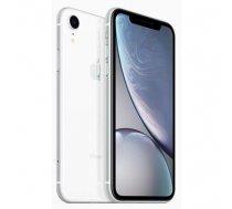 """Smartphone Apple iPhone XR 64GB White (6,1""""; Retina; 1792x768; 3 GB; 2942mAh) (A9954103AFDDA5FDB1523B569DC7281F8D56EDAA)"""