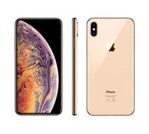 "Smartphone Apple iPhone XS Max 64GB Gold (6,5""; Super Retina HD; 2688x1242; 4 GB) (4F7921FA718B2C449CFE2B8C53FF0E439B70BAE5)"
