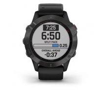 Watch sports Garmin Fenix 6 Pro 010-02158-02 (black color) (13797B46CBB149DD55B861F99A320C80A9D20C08)