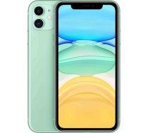 "Apple iPhone 11 Green, 6.1 "", IPS LCD, 828 x 1792 pixels, Hexa-core, Internal RAM 4 GB, 64 GB, Single SIM, Nano-SIM and eSIM, 3G, 4G, Main camera 12+12 MP, Secondary camera 12 MP, iOS, 13, (MWLY2ET/A)"