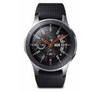 """Samsung Galaxy Watch 3.3 cm (1.3"""") 46 mm AMOLED Silver GPS (satellite) (SM-R800NZSA)"""