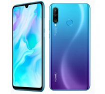 "Huawei P30 Lite Blue, 6.1 "", IPS LCD, 1080 x 2312 pixels, Kirin 710, Internal RAM 4 GB, 128 GB, microSDXC, Dual SIM, Nano-SIM, 3G, 4G, Main camera Triple 48+8+2 MP, Secondary camera 2 (P30 LITE BLUE/)"