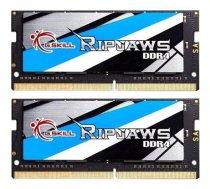 G.Skill Ripjaws F4-2666C19D-32GRS memory module 32 GB DDR4 2666 MHz (67831F04083665AE358633C2F70C90DA6035AE7C)