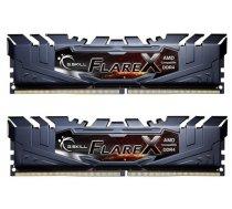G.Skill Flare X (for AMD) F4-3200C16D-32GFX memory module 32 GB DDR4 3200 MHz (5A165C2803EFEA47971BF9E4A5DA0E97C3FBBBB7)