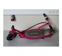 SALE OUT. Razor E100 Electric Scooter - Pink / REFURBISHED; USED; SCRATCHED; WITHOUT ORIGINAL PACKAGING Razor E100, Electric Scooter, 3 month(s), Pink, (13181161SO)