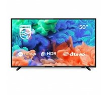 "Philips SAPHI smartTV LED 50"" TV 50PUS6203/12 UHD 3840x2160p PPI-800Hz HDR+ 3xHDMI 2xUSB LAN WiFi DVB-T/T2/T2-HD/C/S/S2, 16W (50PUS6203?/PACKAGE)"