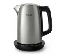 Philips Kettle HD9359/90 2200W 1.7l solar metal kettle brushed - temperature control (HD9359/90?/PACKAGE)