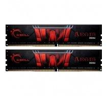G.Skill Aegis  16 GB, DDR4, 3200 MHz, PC/server, Registered No, ECC No (F4-3200C16D-16GIS)