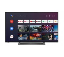 "Toshiba 50UA3A63DG TV 127 cm (50"") 4K Ultra HD Smart TV Wi-Fi Black, Grey (50UA3A63DG)"
