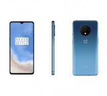 """OnePlus 7T Glacier Blue, 6.67 """", AMOLED, 1080 x 2400 pixels, Qualcomm SDM855 Snapdragon 855+, Internal RAM 8 GB, 128 GB, microSD, Dual SIM, Nano-SIM, 3G, 4G, Main camer (ONEPLUS 7T/GLACIER BLUE/128GB)"""
