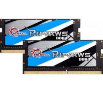 G.Skill Ripjaws  32 GB, DDR4, 2666 MHz, Notebook, Registered No, ECC No (F4-2666C19D-32GRS)