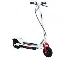 "Razor 8 "", E200, Electric Scooter, 200 W, 19 km/h, 24 month(s), White/Red (13173810)"