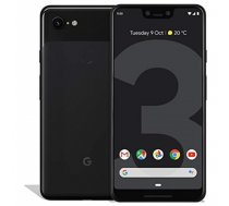 "google Pixel 3 XL Black, 6.3 "", P-OLED, 1440 x 2960, Qualcomm, Snapdragon 845, Internal RAM 4 GB, 128 GB, Single SIM, Nano-SIM card and eSIM, 4G, Main camera 12.2 MP, Secondary came (PIXEL 3 XL/BLACK)"