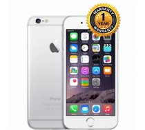 Apple iPhone 6 Plus 128Gb Silver (Ir uz vietas) (Iphone6Plusilv128GB1y)