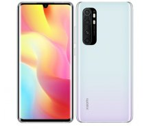 MOBILE PHONE MI NOTE 10 LITE/64GB WHITE MZB9204EU XIAOMI (MZB9204EU)