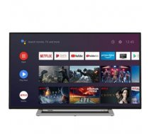 "Toshiba 50UA3A63DG TV (50"") 4K Ultra HD Smart TV Wi-Fi Black (9444096FA572D7D9B4BEEBFEB328E87CE43C0310)"