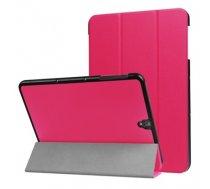 TakeMe Eko-ādas Sāniski atverams maks ar stendu Planšetdatoram Lenovo Tab 4 8 Plus Rozā (TakeMe#2E17078F4CE79F62FD3D8094F3B6154CEDC58CD9)
