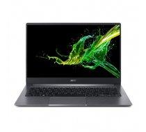 """Acer Swift 3 SF314-57-58HV Steel Gray, 14 """", IPS, FHD, 1920 x 1080 pixels, Matt, Intel Core i5, i5-1035G1, 8 GB, DDR4, SSD 256 GB, Intel UHD, No ODD, Windows 10 Home, 802.11 ax/ac/a/b/g (NX.HJFEL.00A)"""