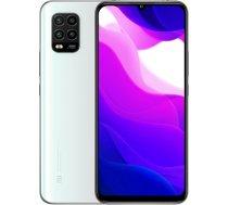 "Xiaomi Mi 10 Lite 16.7 cm (6.57"") 6 GB 128 GB Hybrid Dual SIM 5G USB Type-C White Android 9.0 4160 mAh (5958A93E615720DD1FA747EBA12888DE8F70CD94)"