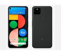 "google Pixel 4a 5G Just Black, 6.2 "", OLED, 1080 x 2340 pixels, Qualcomm SDM765 Snapdragon 765G, Internal RAM 6 GB, 128 GB, Single SIM, Nano-SIM card & eSIM, 3G, 4G, 5G, Main  (Pixel 4a 5G Just Black)"