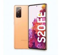 "Samsung Galaxy S20 FE SM-G780F 16.5 cm (6.5"") Android 10.0 4G USB Type-C 6 GB 128 GB 4500 mAh Orange (5E60D5CAB87A281E2E367CA173920DEEBE220956)"