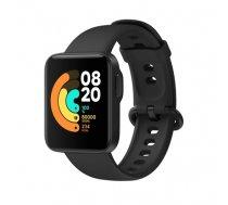 Xiaomi Mi Watch Lite sport watch Touchscreen Bluetooth 320 x 320 pixels Black (1A41BB5BCB4D45EEAB948C2697A6D3BFF31C30C2)