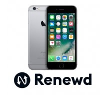 MOBILE PHONE IPHONE 6S 32GB/GRAY RND-P62132 APPLE RENEWD (RND-P62132)