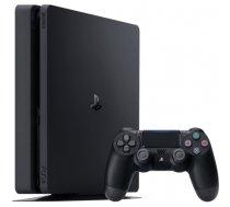 Sony Playstation 4 SLIM 1TB BLACK USED (50714#T-MLX44778)