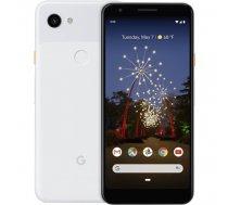 "google Pixel 3a XL White, 6.0 "", OLED, 1080 x 2160 pixels, Qualcomm SDM670 Snapdragon 670, Internal RAM 4 GB, 64 GB, Single SIM, Nano-SIM, 3G, 4G, Main camera 12.2  (Google Pixel 3a XL 64GB/(White)//)"