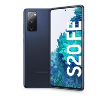 "Samsung Galaxy S20 FE SM-G780F 16.5 cm (6.5"") Android 10.0 4G USB Type-C 6 GB 128 GB 4500 mAh Navy (4DC40F24BBCBC4E478CE4D53C615158387CAF0BE)"