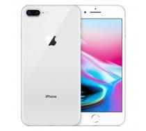 "Apple iPhone 8 Plus 14 cm (5.5"") 64 GB Single SIM Silver Refurbished Remade/Refurbished (4D0C1487852A0671C42F0A804D203E6AEA34DCEE)"